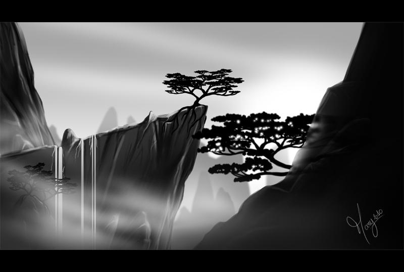 China Mysts by Katikut
