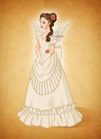 The Angel by Katikut