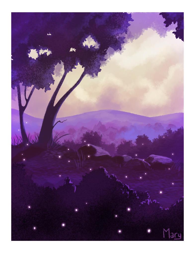 Magic Forest by Katikut