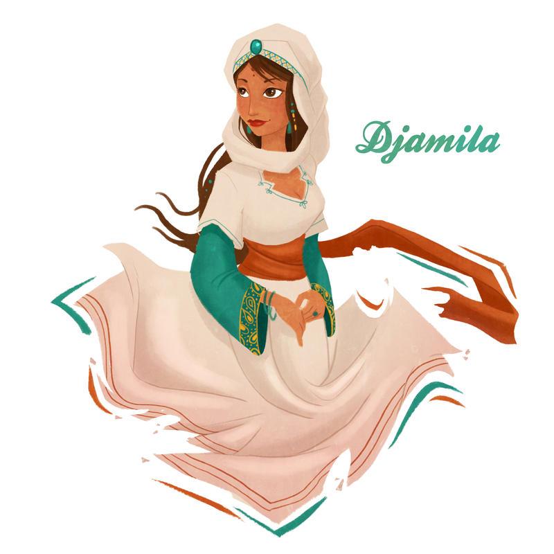 Djamila by Katikut