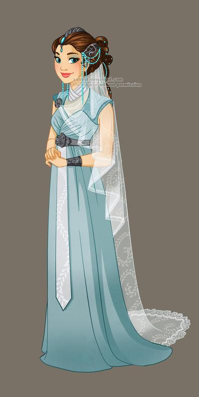 Vulcan Princess (Video Making of in description) by Katikut