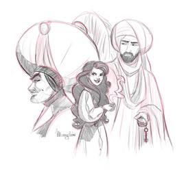 Sheherazade by Katikut