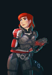 Mass effect - My Sheshe!