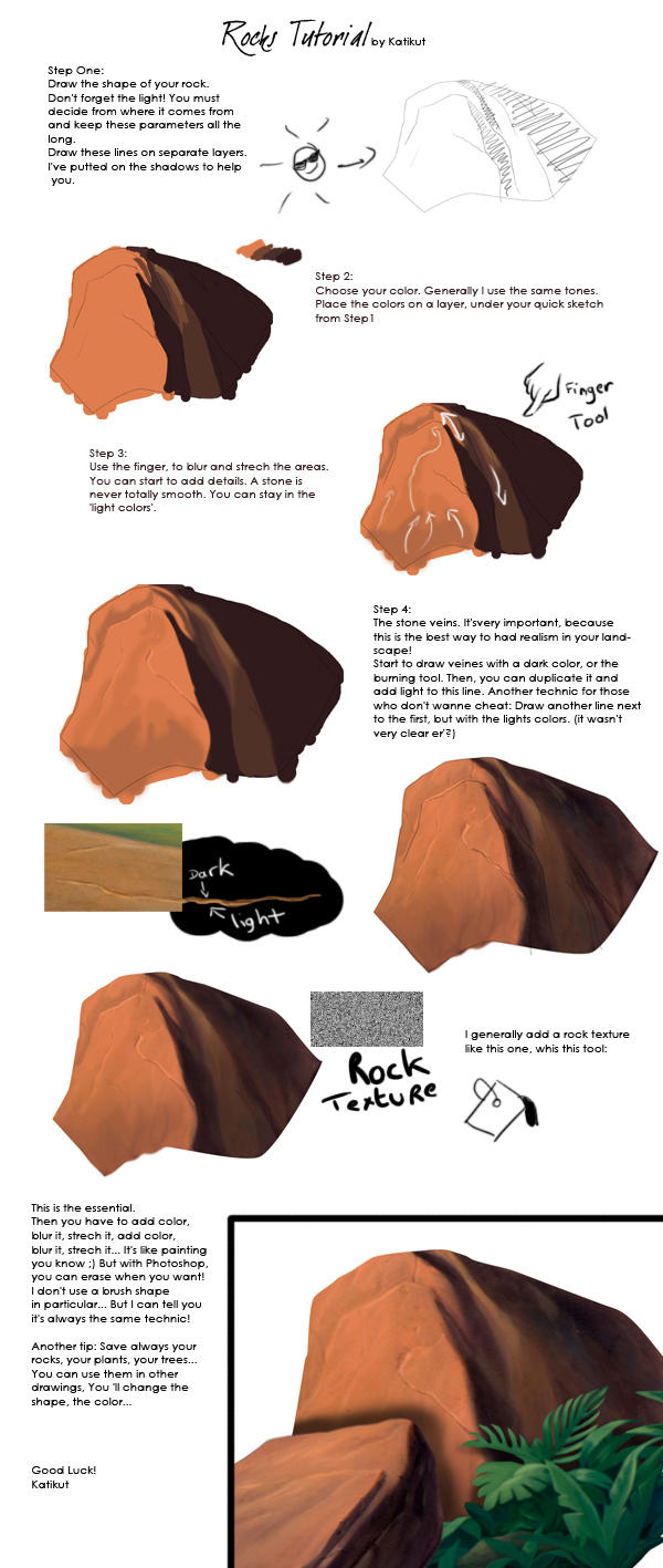 Tutorial - Rocks by Katikut
