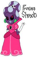 Princess Shroob by Samthelily