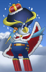 The True King of Club Penguin by Samthelily