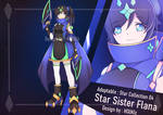Adoptable Auction : Star Sister Flana (OPEN) by zHoukiNsKz