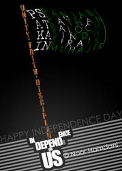 Independence depends on us