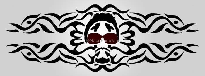 Tattooed FB Cover Design