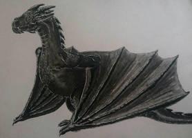 Little black dragon