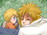 Naruto - Father and Son