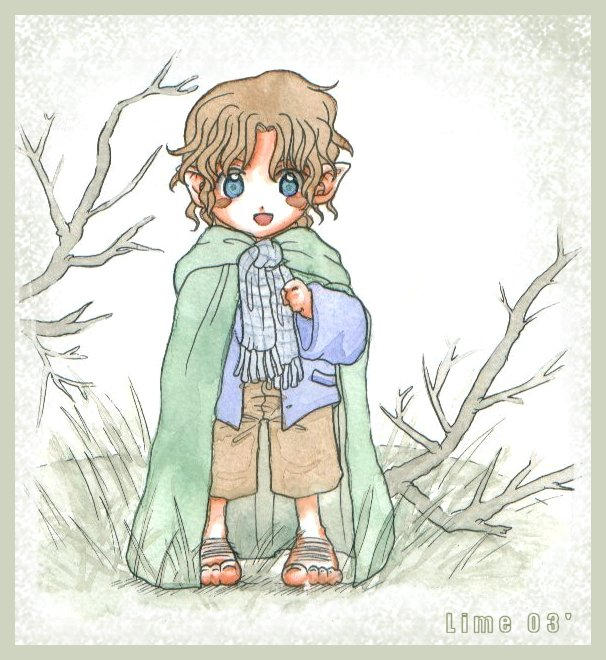 Pippin of The Shire by AprilPolitano