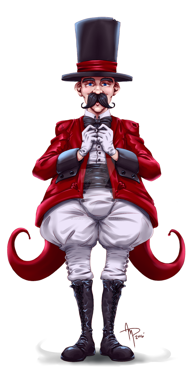 The Ringmaster by AprilPolitano