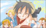 One Piece - The Mugiwara 5