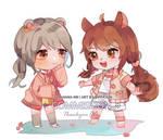 C: Hana and Yuzumi