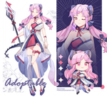 (CLOSED) Adoptable Auction #1