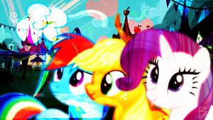 Three Ponies Part 2