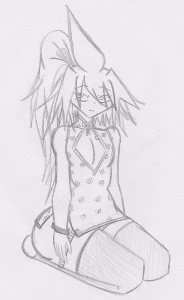 Marisa all dressed up by KingDarkCatastrophe