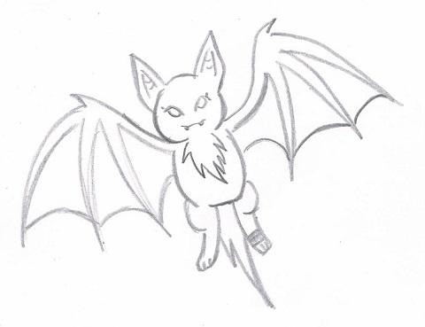 Worth, bat by KingDarkCatastrophe