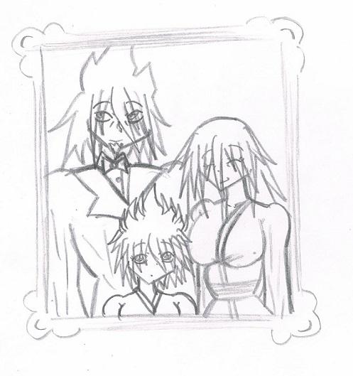 Family Portrait by KingDarkCatastrophe