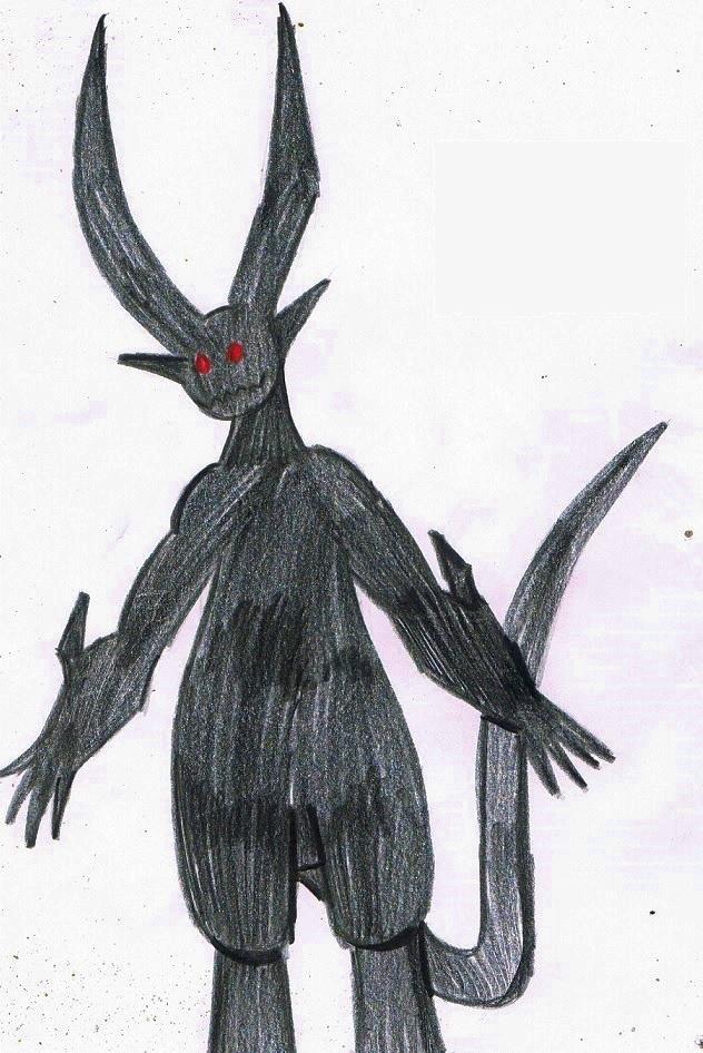 Vampires Shadow by KingDarkCatastrophe