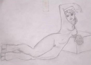 figure study1 by AmberlyStorm