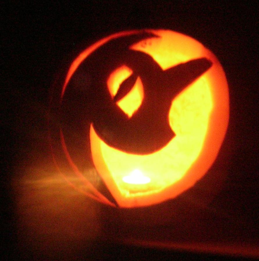 Nightmare Moon Pumpkin Carving By Drake Ryu On Deviantart