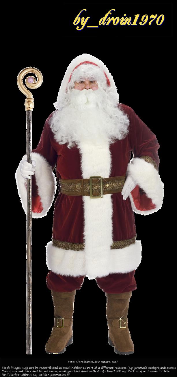 Santa Claus 1 - by droin1970 by droin1970
