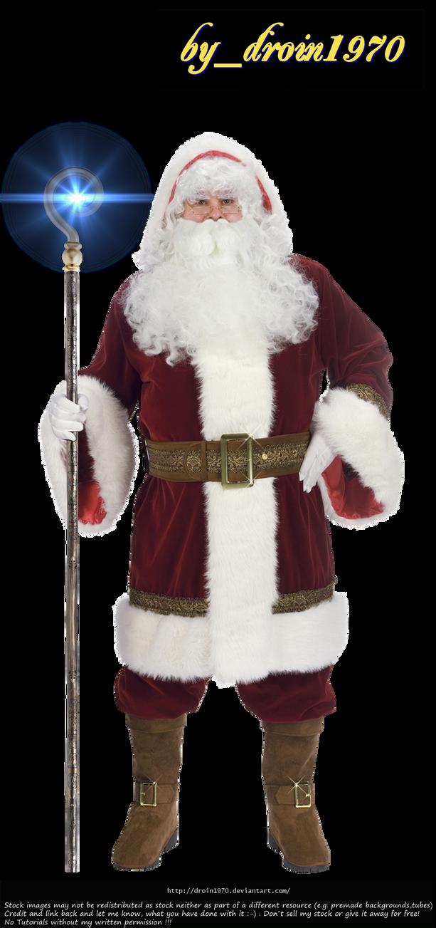 Santa Claus 2 - by droin1970 by droin1970