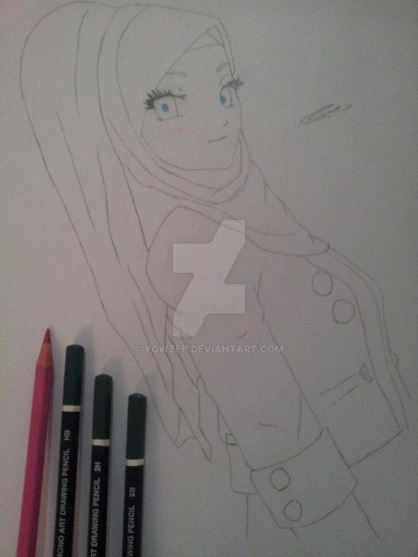 Muslimah by YowZeP
