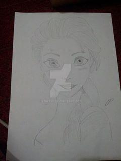 Elsa by YowZeP