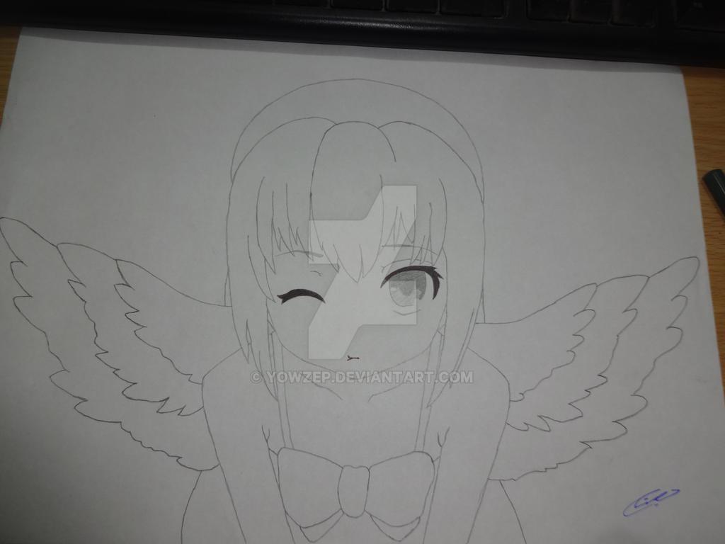 Taiga Aisaka by YowZeP