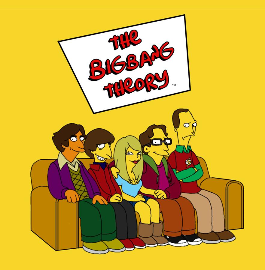 Geek Girl Daily: The Big Bang Theory Fan Art