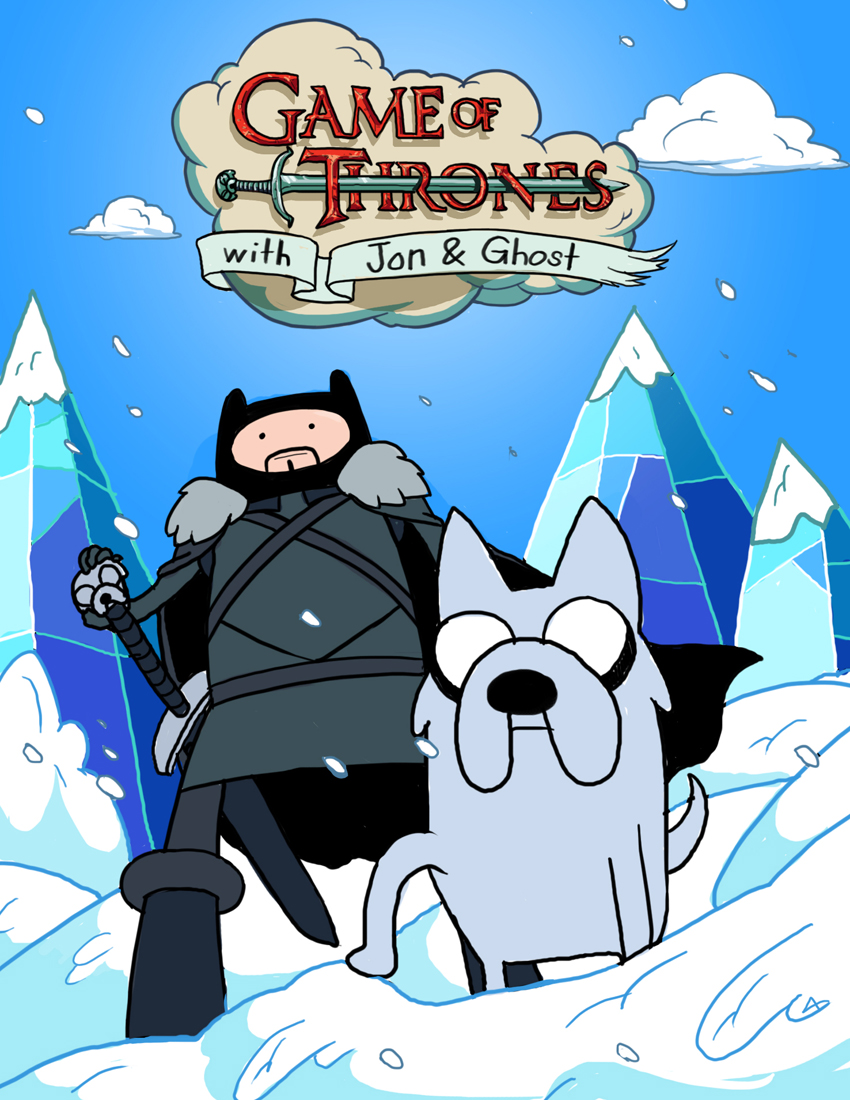 winter is coming... by godfreyescota
