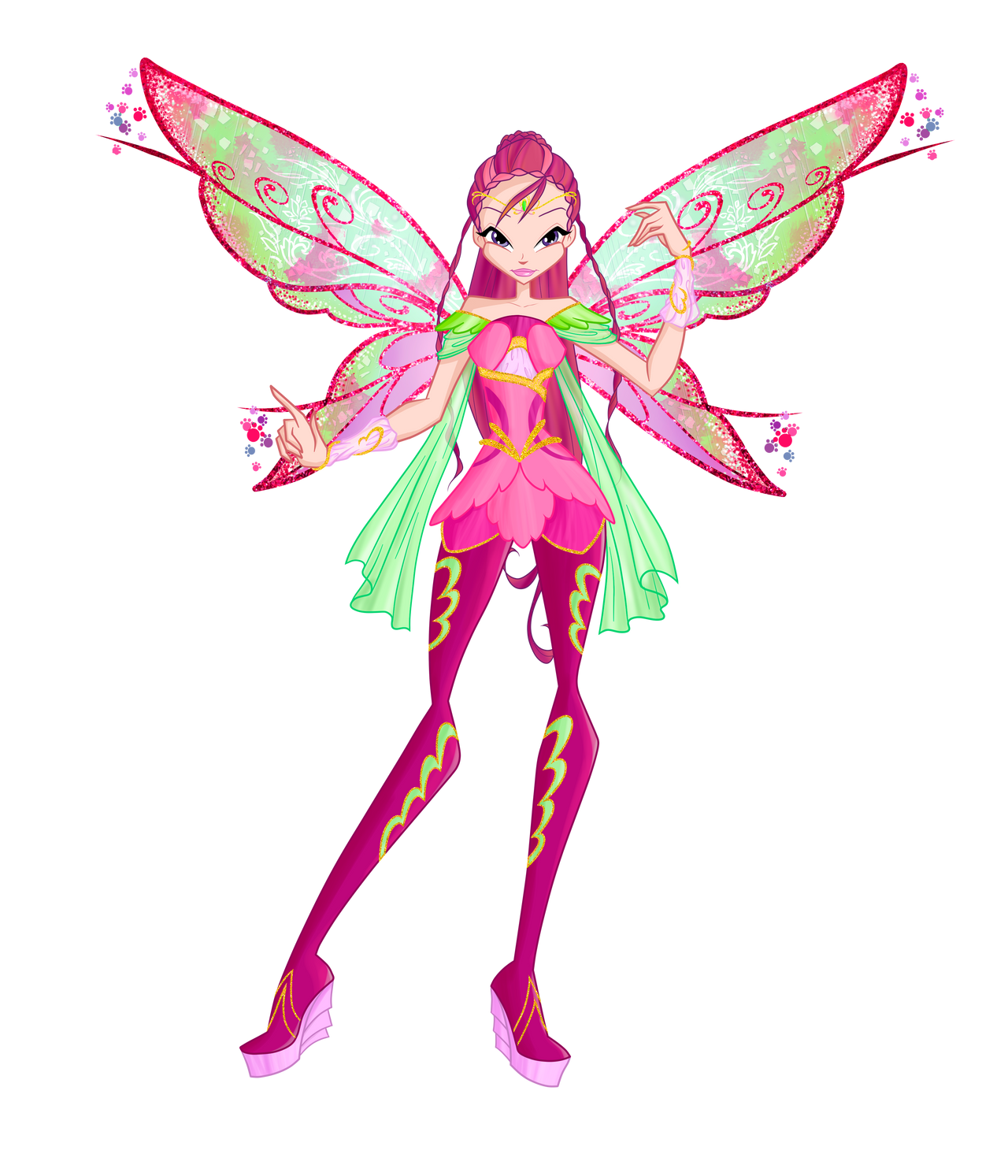 Image Result For Roxy Bloomix