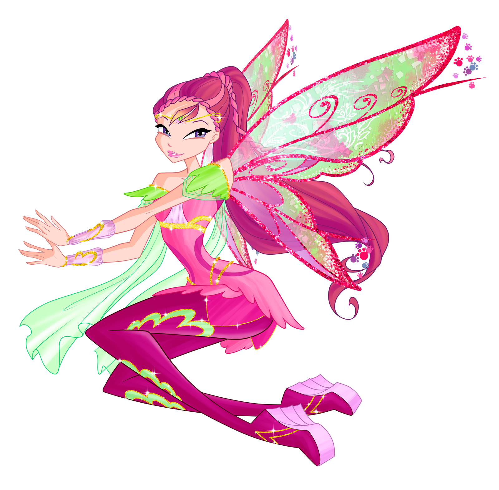 Winx club 6 season roxy bloomix by forgotten by gods on - Winx magic bloomix ...
