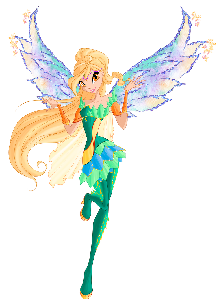 Winx club season 6 daphne bloomix by forgotten by gods on - Winx magic bloomix ...