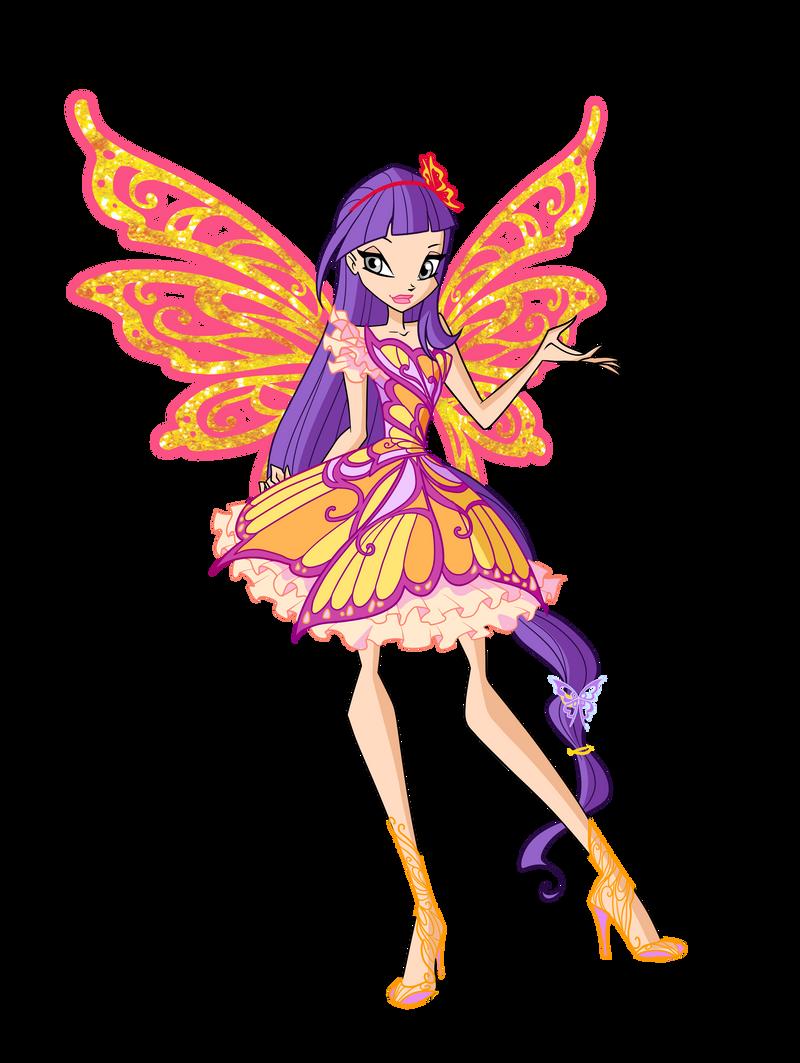 Tine Butterflix Design By Forgotten By Gods On DeviantArt