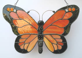 Monarch by mysticfeline