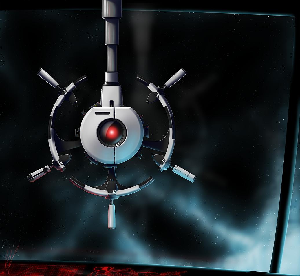 Wall-E - On Autopilot by Genesisnx
