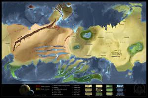 Thereia Map by Genesisnx