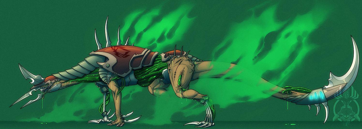 Abomination by Genesisnx