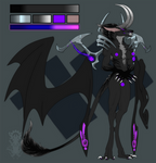 Shen'ashari Demon - Adopt [Closed]