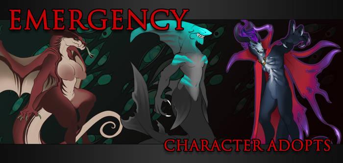 EMERGENCY ADOPTIONS