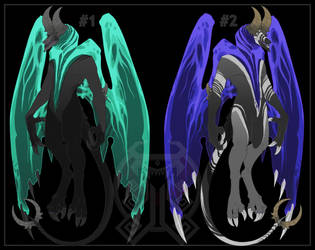 Shrike Adopts - #1 [2/2 Open]