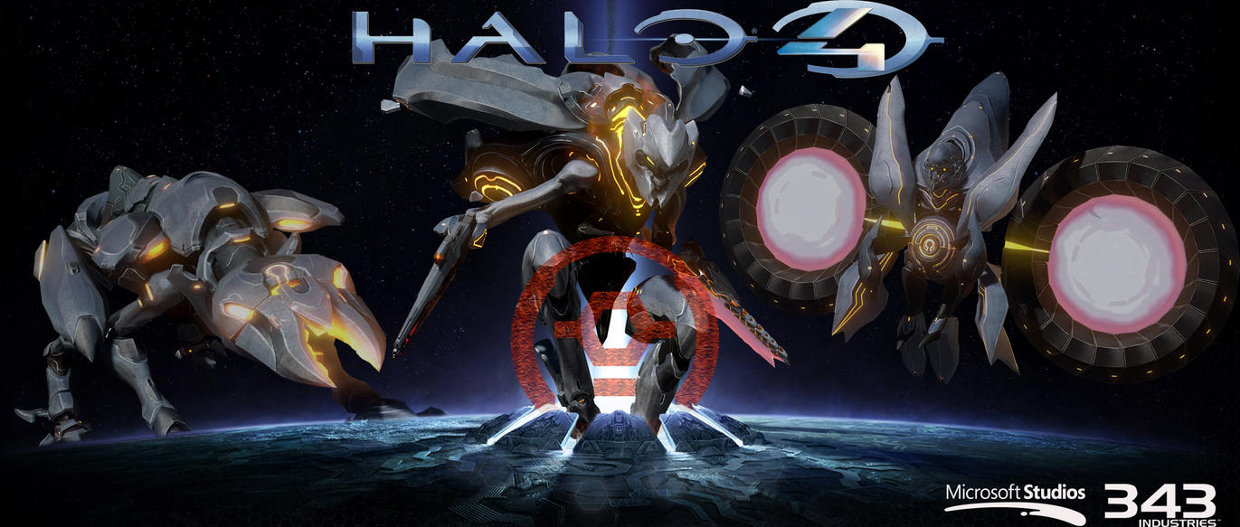 Halo 4 Prometheans cover by blamoman