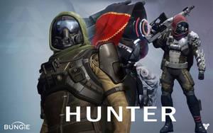 Destiny Hunter tribute by blamoman
