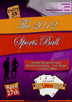 The 2012 Sports Ball by Truesilvers
