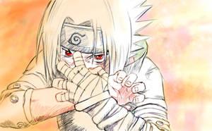 Sasuke by nickchong