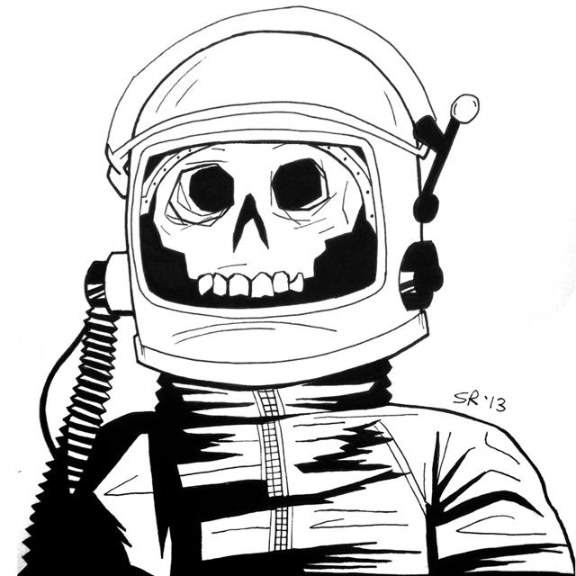 Astronaut by StuartRobertson